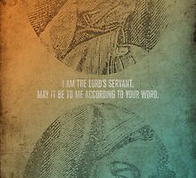 Word: Luke (The Lord's Servant) by Jim LePage