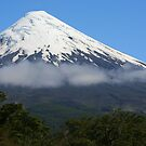 Osorno Volcano in Chile by Laurel Talabere