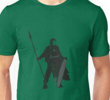Celtic Warrior (Black) Unisex T-Shirt