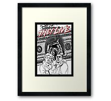 They Live! Framed Print