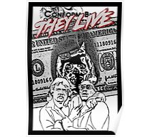 They Live! Poster
