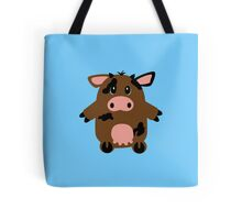 Cute Cow Tote Bag