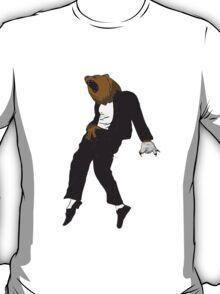 Michael Jackson Bear T-Shirt