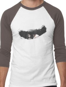 Brush Art - Mugetsu  Men's Baseball ¾ T-Shirt