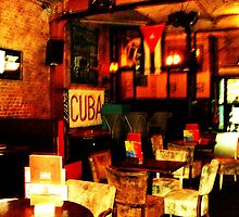 Cuba Bar by Suzanne German
