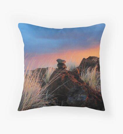 Waikoloa Dusk Throw Pillow