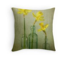 The Daf family Throw Pillow