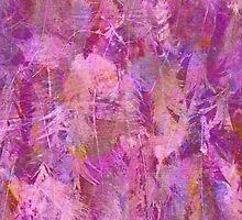 Bright as a feather by sarahroseprint
