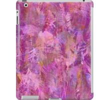 Bright as a feather iPad Case/Skin