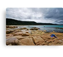 Honeymoon Bay - Croajingolong National Park Canvas Print