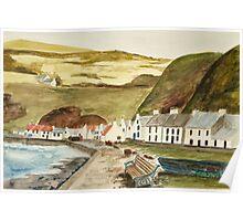 Pennan - Scotland Poster