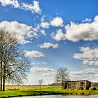 HDR Hay Building by TheOntology