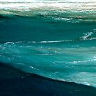 Abstract Seascape by Steve Munro