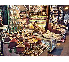 Spice Bazaar, Istanbul Photographic Print