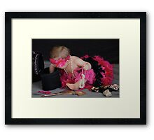Dress-Up Framed Print