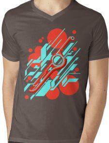 Monado Abstract Mens V-Neck T-Shirt