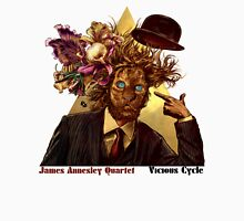 James Annesley - Vicious Cycle Unisex T-Shirt