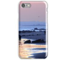 Reflections In The Tide iPhone Case/Skin