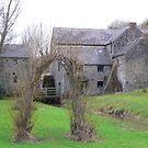 """The Old Mill"" Kells Village,Co.Kilkenny,Ireland. by Pat Duggan"