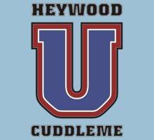 Heywood U. Cuddleme by suranyami