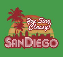 You Stay Classy! San Diego Kids Clothes