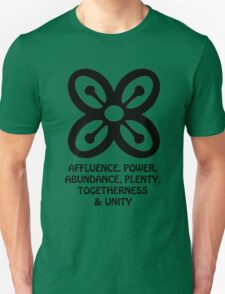 T-Shirt Adinkra Symbol: Plenty T-Shirt