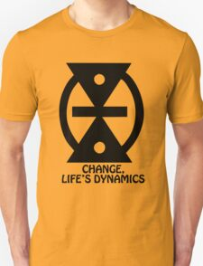 T-Shirt Adinkra Symbol: Change T-Shirt