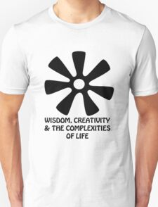 T-Shirt Adinkra Symbol: Creativity T-Shirt