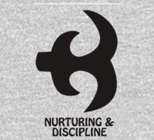 T-Shirt Adinkra Symbol: Discipline by Keith Richardson