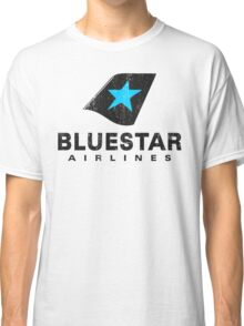 BlueStar Airlines (worn look) Classic T-Shirt