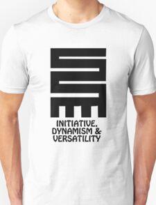 T-Shirt Adinkra Symbol: Initiative T-Shirt