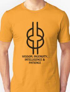 T-Shirt Adinkra Symbol: Wisdom T-Shirt