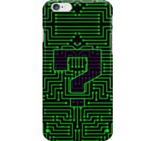 Riddler's Circuits iPhone Case/Skin