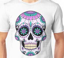 skull pink Unisex T-Shirt