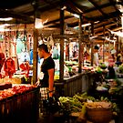 Markets Phnom Penh by Boadicea