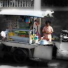 Street Cart  by Boadicea