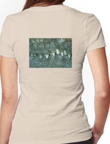 Croco Womens Fitted T-Shirt