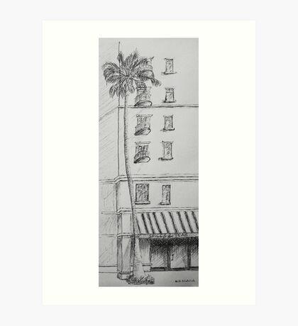 Spice and Tea Shop Art Print