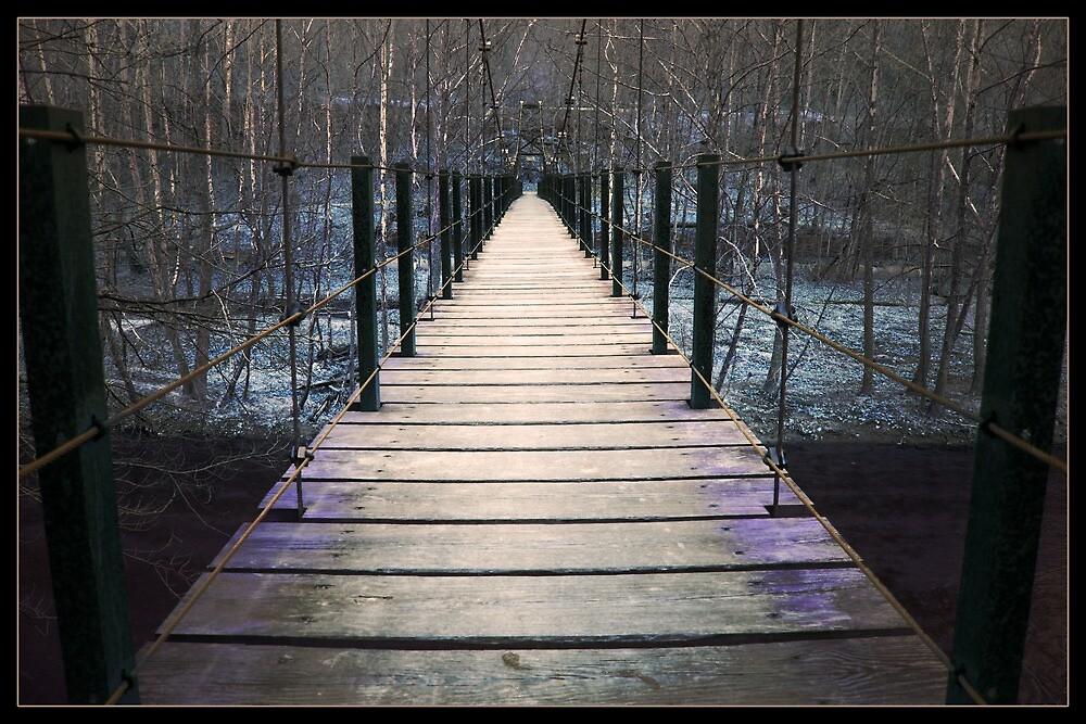 Patapsco Bridge, part 1 by Matthew Kocin