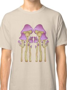shrooms -black- Classic T-Shirt