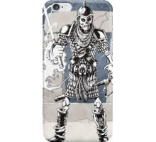 Dekkion, Dungeons & Dragons cartoon iPhone Case/Skin