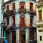 Havana, Cuba by Sue Ratcliffe