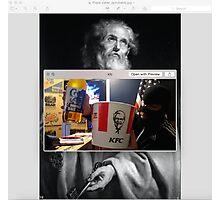 OS X Peter  Photographic Print