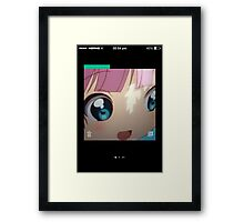 Just Another Window Into An Unknown World  Framed Print