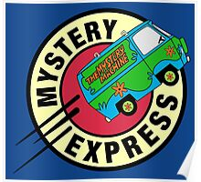 The Mystery Express Poster