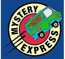 The Mystery Express Photographic Print