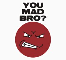 You Mad Bro? Kids Clothes