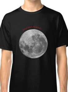 Moontime tee Classic T-Shirt
