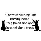 Coming Home to a Cat by Susan S. Kline