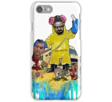 """Heisenberg unmasked"" iPhone Case/Skin"